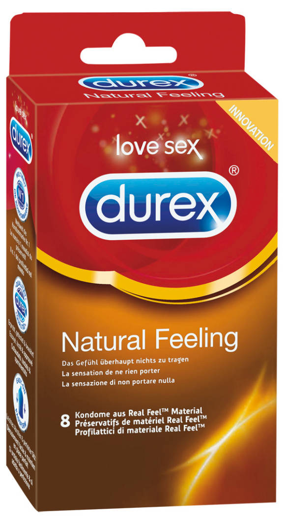 Durex Natural Feeling 16er