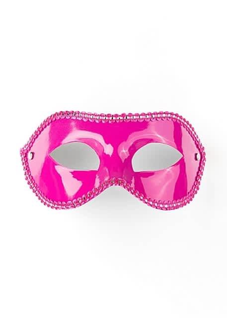 Ouch! - Maske til fest  - Pink