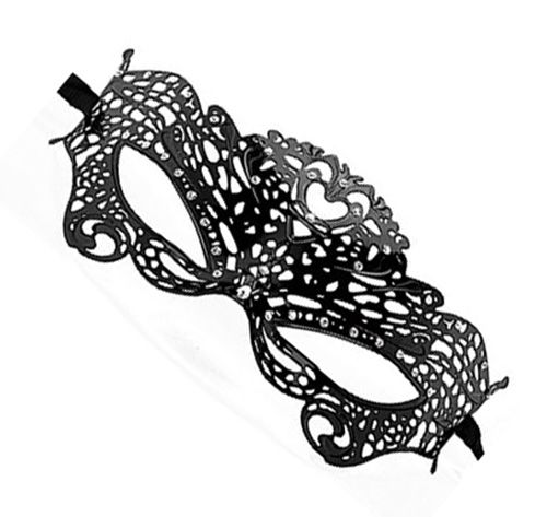 Image of   Ouch! - Butterfly Masquerade Mask - Sort