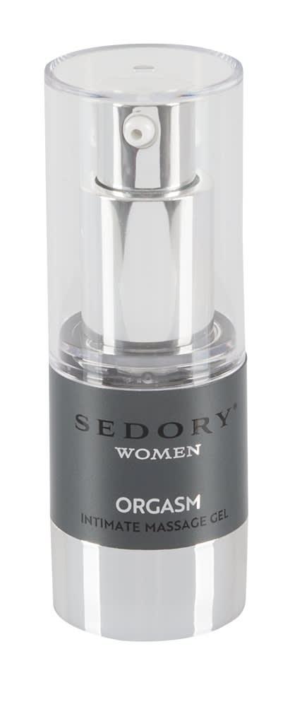 Sedory Orgasm Gel 15 ml. – Tehosta orgasmejasi!