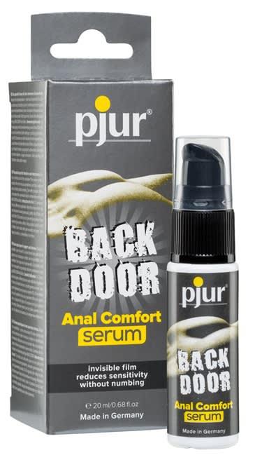 20 ml pjur backdoor Serum - Højkoncentreret gel til impulsiv analsex