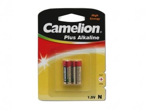 Image of 2 stk. LR1/N/1,5V Camelion batterier - Alkaline
