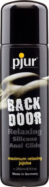 250 ml pjur backdoor anal glide - Silikonebaseret