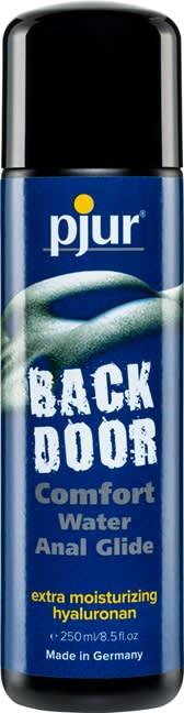 250 ml pjur backdoor Comfort glide - Til hård og langtidsanalsex