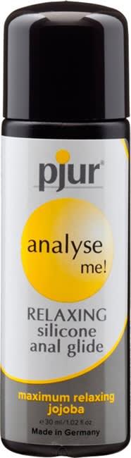30 ml pjur analyse me! Relaxing - Afslappende nydelse ved analsex