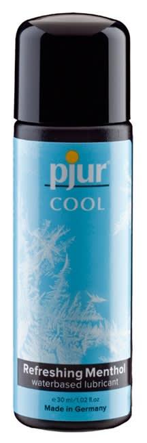 30 ml pjur Cool - En drøj vandbaseret glidecreme med menthol