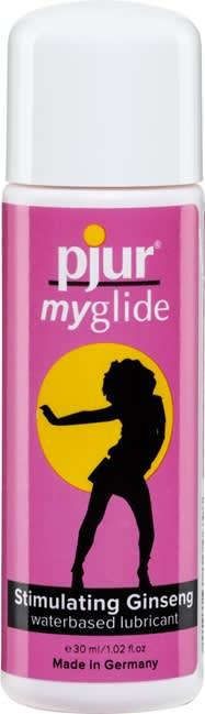 30 ml pjur my glide - Vattenbasserat glidmedel, speciellt till henne
