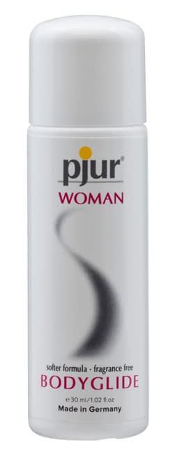 30 ml pjur Woman - Sensitiv massage- og glidecreme specielt til kvinder