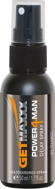 50 ml Getmaxxx – Luksus Silikonipohjainen Liukuvoide