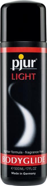 500 ml pjur Light - Specielt god til sexlegetøj