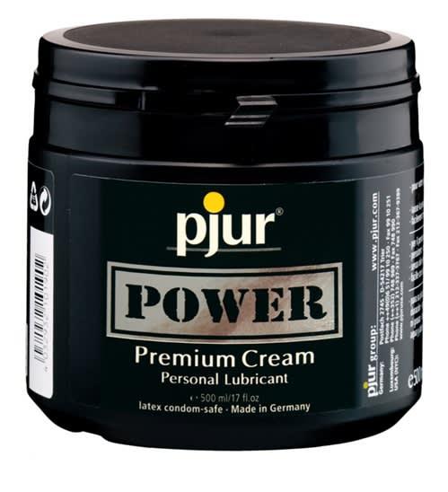 500 ml pjur Power - Når der indgår analleg og sexlegetøj