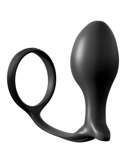 Anal Fantasy Collection – Ass-Gasm penisring – Advanced Plug