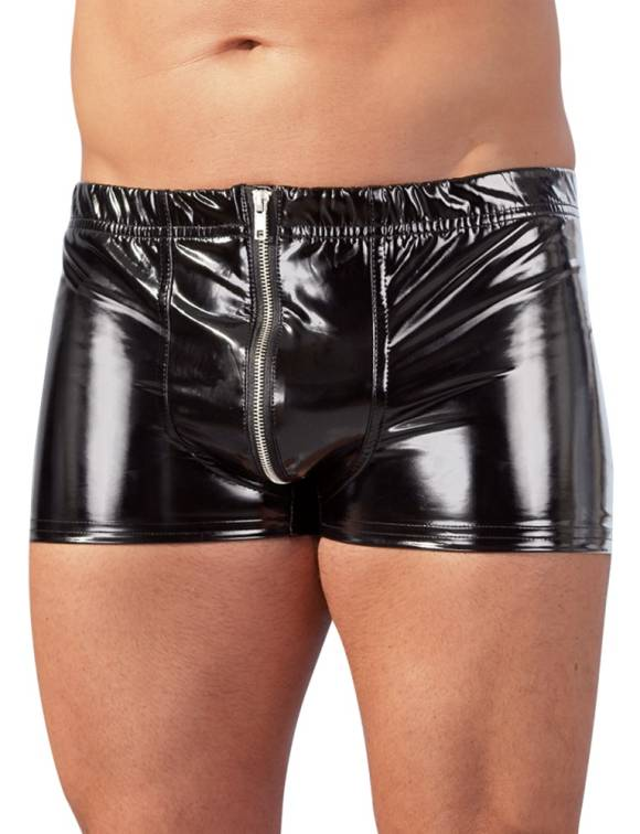 Black Level - Men's Vinyl Pants - Vinylshorts