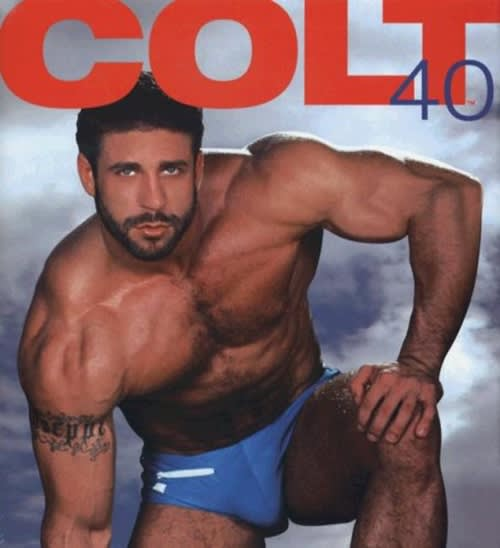 Colt© - Book 40 Years - 160 sidor