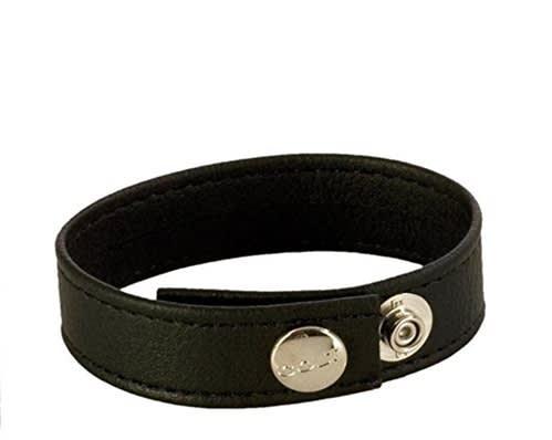 COLT ® Justerbar 3 Snap Leather Strap - högkvalitetsläder