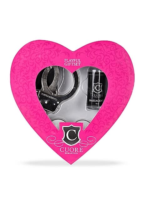 Cuore Playful Gift Set Hot – Leikkisälle