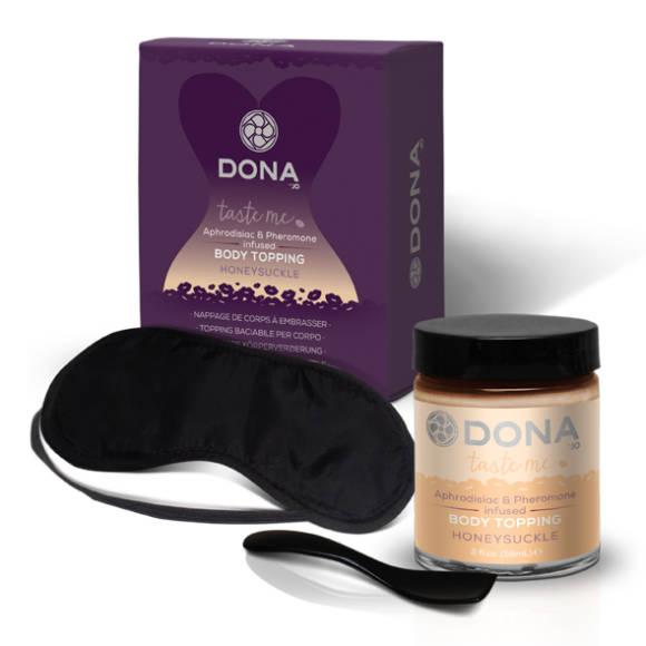 Dona – Body Topping – Honeysuckle 60 ml