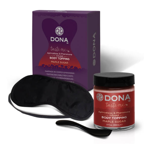 Dona - Body Topping - Maple Sugar 60 ml