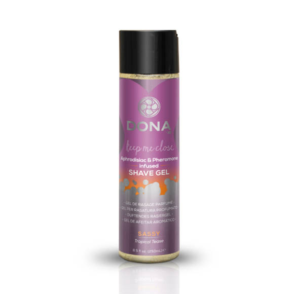 Dona - Shave Gel - Tropical Tease 250 ml