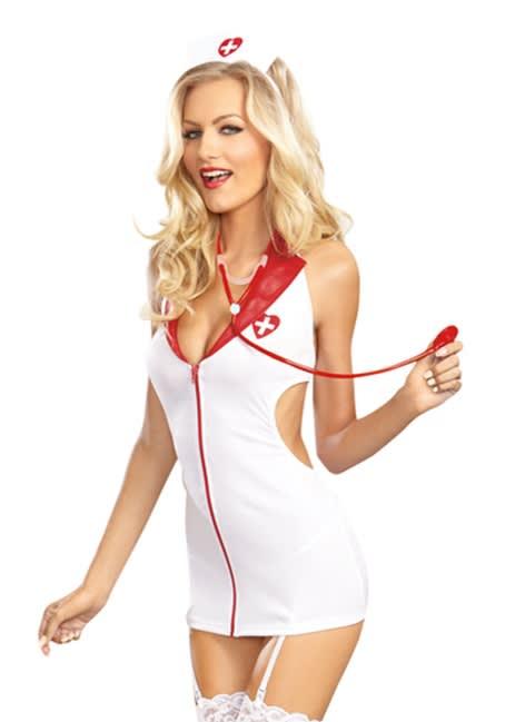 Dreamgirl© – Abby – Garter nurse dress