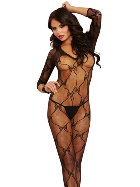 Dreamgirl© - Bordeaux - Bodystocking
