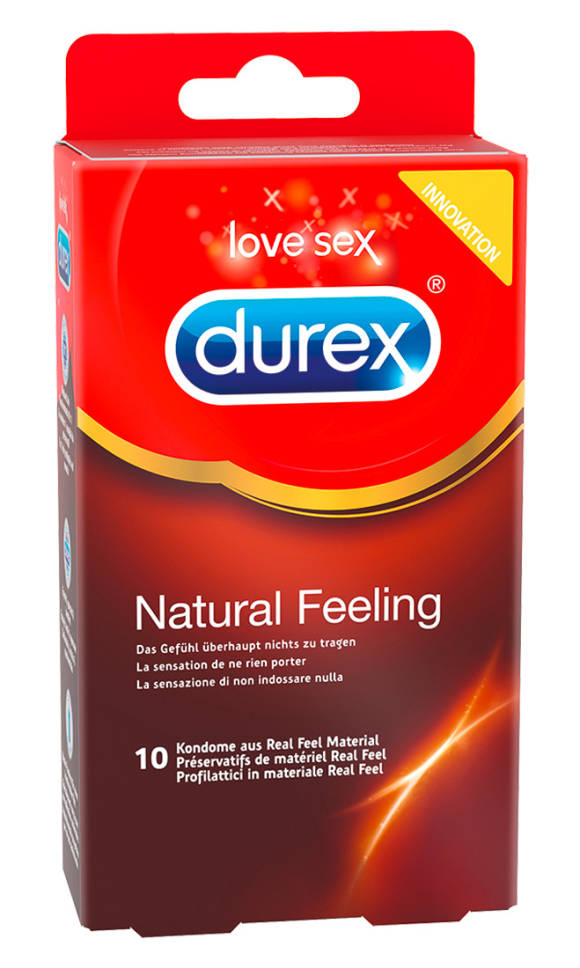 Durex Natural Feeling 10er