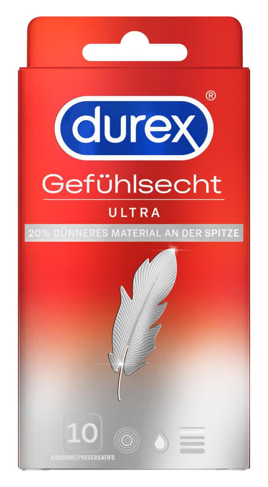 Durex Real Feel Ultra 10er