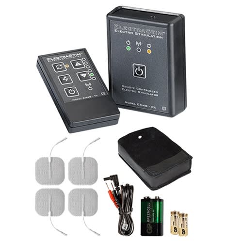 ElectraStim – Remote Controlled Stimulator Kit – Kauko-ohjattava Luksussetti