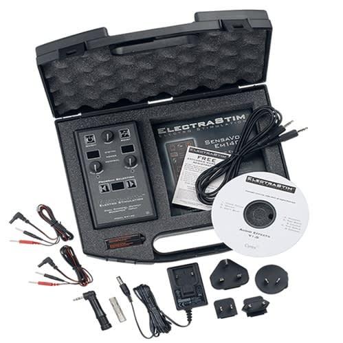 ElectraStim Sensavox - Super sensitiv Electrastim med audio vibration