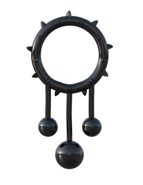 Fantasy C-Ringz Original Ball Banger till action!