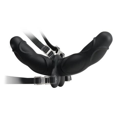 Fetish Fantasy Elite Double Delight Strap-On