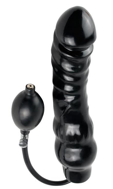 Fetish Fantasy Extreme Inflatable Ass Blaster - Oppblåsbar analdildo