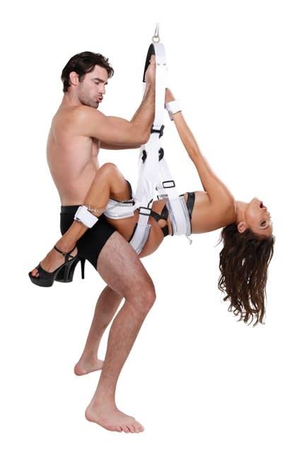 Fetish Fantasy Series - Bondage Swing - Sexhuske
