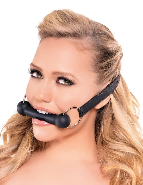 Fetish Fantasy Series Silicone Bit Gag