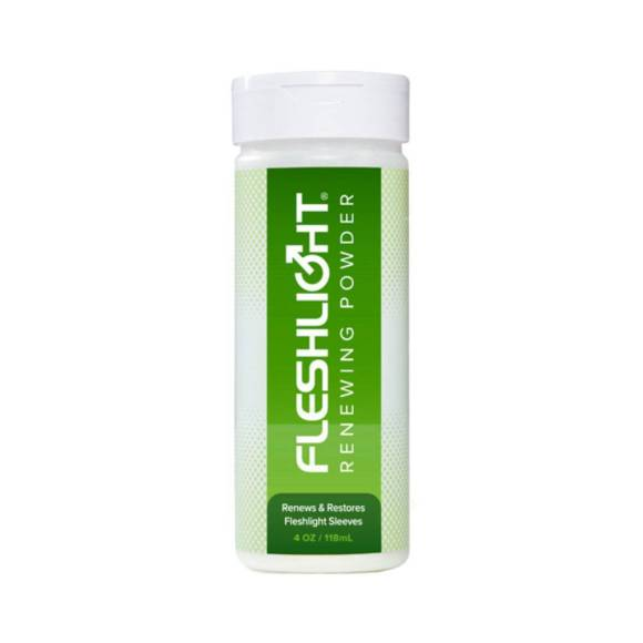 Fleshlight® - Renewing Powder 118 ml - Plejende pudder