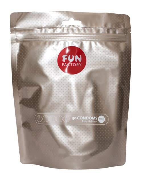 Fun Factory - Kondome Essentials 50er - 50 kondomer ekstra tynde