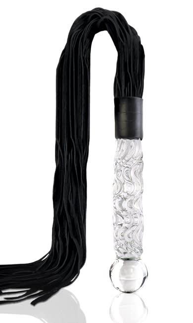 Icicles No. 38 - Håndblåst glassdildo