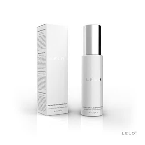 LELO (Toy) Cleaning Spray 60 ml – Puhdistussuihke