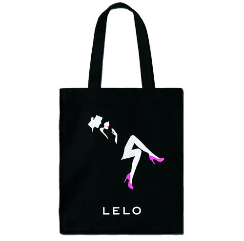 LELO Bag i stof til opbevaring af sexlegetøj
