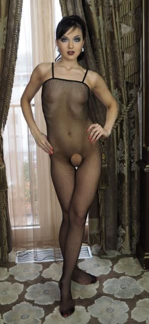 Master of Desire - Bow - Bodystocking