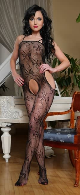 Master of Desire - Hay - Bodystocking - bundløs