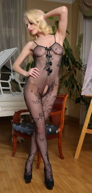 Master of Desire - Liva - Bodystocking - bundløs