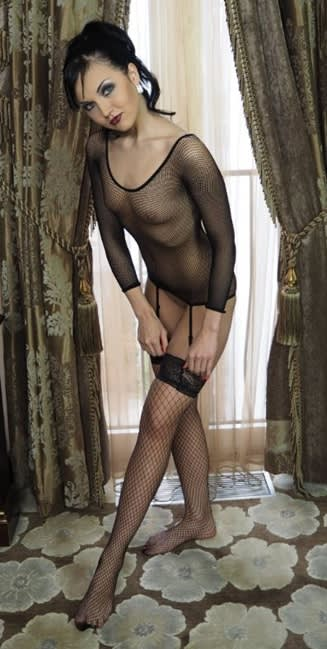 Master of Desire - Quinn - Garter bodystocking