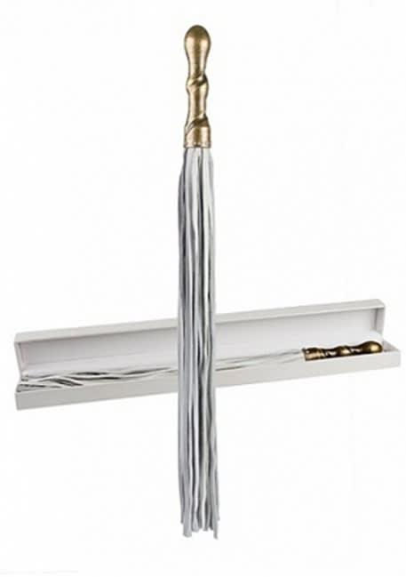 Ouch delux - Luksus Pisk Med Kobber - Swarovski Diamanter