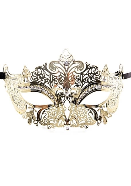 Ouch! - Prinsesse Masquerade maske  - Gold