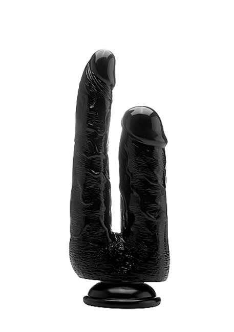 Real Rock© – 23 cm – Realistic Double Cock