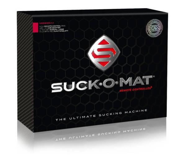 Suck-O-Mat med Fjernkontroll