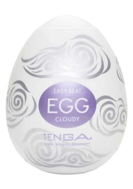 Tenga Egg Cloudy 1er Masturbator