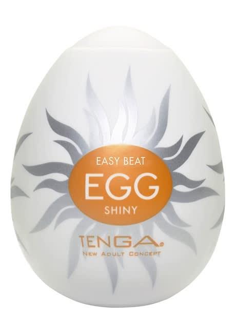 Tenga Egg Shiny Masturbator 1 kpl