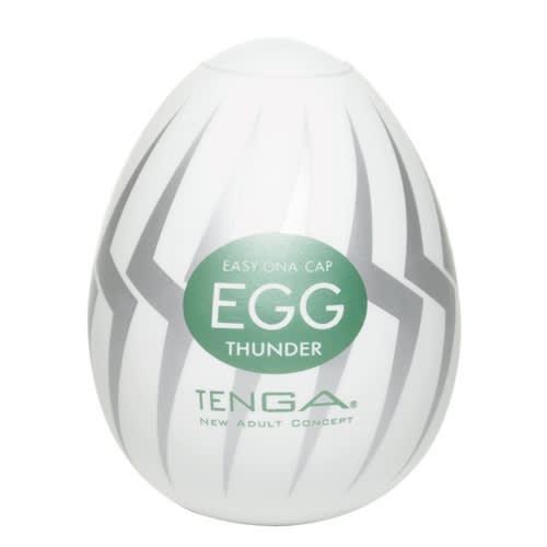 Tenga Egg Thunder 1er Masturbator